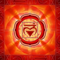 The Root Chakra, aka Base. The chakra of safety and security issues. More info found under 'chakras' at:  http://www.giftsofidivinity.com/
