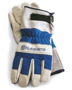 Shop Husqvarna Extra-Large Unisex Safety Gloves at Lowe's Canada. Find our selection of work gloves & knee pads at the lowest price guaranteed with price match. Leather Work Gloves, Leather Cuffs, Logging Equipment, Safety Gloves, Gifts Delivered, Gardening Gloves, Survival Gear, Just In Case, Unisex