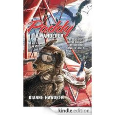 Paddy the Wanderer (Kindle Edition)  Dianne Haworth (Author) - 2013  A well researched and endearing story of an amazing Airedale who captured public imagination throughout New Zealand during the Great Depression, and who is today honoured in Wellington by a statue celebrating his status as a much-loved local legend.