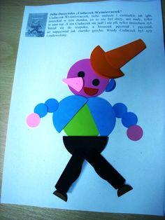 Cudaczek - Wyśmiewaczek origami