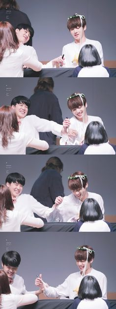 Jimin & Jungkook © unfair play | Do not edit. (1, 2, 3, 4)