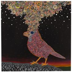 "Fred Tomaselli ""Current Events"" @ James Cohan Gallery: Juxtapoz-Tomaselli001.jpg"