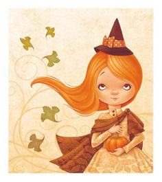 cute little witch