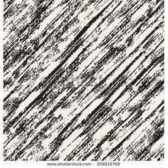 Vector Images, Illustrations and Cliparts: Vector seamless pattern. Abstract background with continuous diagonal coating of brush painting. Monochrome hand drawn texture with brush strokes. Pencil Drawings Of Flowers, Texture Drawing, Graphic Design Pattern, Brush Strokes, Abstract Backgrounds, Abstract Pattern, Wallpaper Quotes, Monochrome, How To Draw Hands