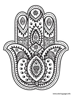 free printable mandala coloring pages for adults | Adult Coloring ...