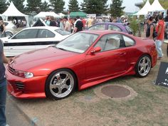 custom honda | Custom Honda Prelude with a beautiful bodykit