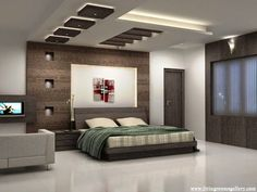 6 Simple and Modern Tips: False Ceiling Design Lobby false ceiling bedroom galleries.False Ceiling Home Lighting false ceiling architecture light fixtures. Gypsum Ceiling Design, House Ceiling Design, Ceiling Design Living Room, False Ceiling Living Room, Bedroom False Ceiling Design, Bedroom Bed Design, Bedroom Furniture Design, Bedroom Ceiling, Bedroom Designs