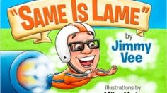 """Little Jimmy Says, """"Same Is Lame"""": Foreword Reviews' 2014 INDIEFAB Book of the Year Award Finalist"""