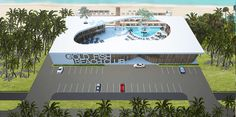 GOLD FISH BEACH CLUB - Архитектура - Projects - archiplastica