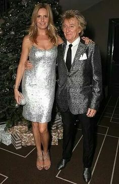 Rod and Penny at GOSH charity event