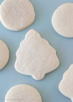 Perfect Cut Out Sugar Cookies | Recipe at Design Eat Repeat