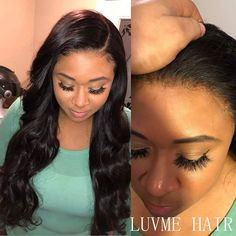 off sales now. 🤗 Click pic, use coupon for more off. Hairstyles For Round Faces, Wig Hairstyles, Hairstyle Ideas, Cheap Hair Extensions, Best Virgin Hair, Brazilian Hair Bundles, Trending Haircuts, Human Hair Wigs, Hair Looks