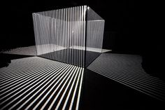 6 | An Amazing 3-D Light Show You Can Jam With A Mic | Co.Design | business + design