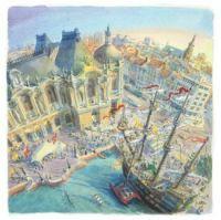 Jean Pattou - La régate des Beaux-Arts, Lille  L'incartade Lille