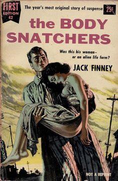 The Body Snatchers, Jack Finney.