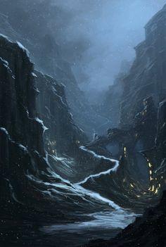 Barbagos Steep by Thunder-Brush.deviantart.com on @deviantART