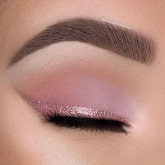 WEBSTA @makeupbyevva Something soft and rosy