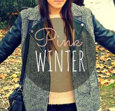 Outfit: Pink Winter