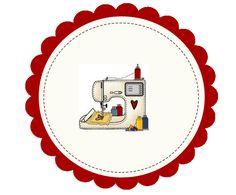 Logomarcas Grátis tema Artesanato - Cantinho do blog Layouts e Templates para Blogger