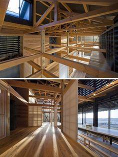 Resultado de imagen para fujimoto wood structure