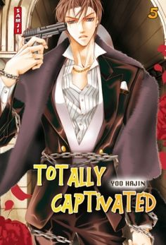 Couverture Totally captivated, tome 5