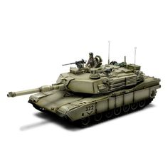 Forces of Valor U.S. M1A2 Abrams - Baghdad, 2003, Scale 1:72 $27.64 (21% OFF) + Free Shipping