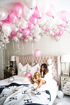 Birthday Balloons Pictures Minnie Mouse 26 Ideas For 2019 Birthday Room Surprise, Birthday Goals, 22nd Birthday, Birthday Celebration, Girl Birthday, 25th Birthday Ideas For Her, Birthday Balloon Decorations, Balloons For Birthday, Balloon Pictures