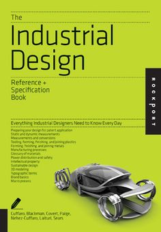 The Industrial Design Reference + Specification Book