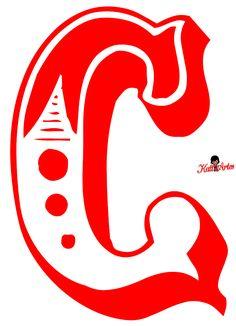 SGBlogosfera. María José Argüeso: Abecedarios Circus Font, Circus Circus, Magic Decorations, Circus Crafts, Vintage Circus Party, Circo Vintage, Send In The Clowns, Grafiti, Drawing Letters