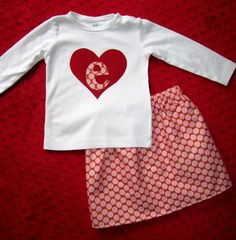 Cute valentine shirt