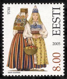 эстонский национальный костюм - Поиск в Google