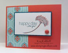 Stamping to Share: 7/10 Stampin' Up! Reason to Smile & Friendly Phrases
