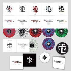 STRAPPING YOUNG LAD 7xLP box set, The Complete Works Splatter Edition.  This would be amazing to have...