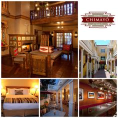 Steps from the Santa Fe Plaza, Hotel Chimayo de Santa Fe celebrates the unique heritage of Chimayo, a Northern New Mexico community with Spanish colonial roots. #HHandR #SantaFe #Hotel #relax