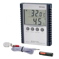 #Digital indoor outdoor in/out thermometer  ad Euro 6.09 in #Thermometers #Elettronica