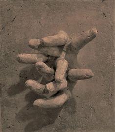 Eva Kmentova - Prsty, 1974