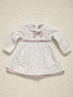Wendy Bellissimo Girls Lace Dress & Bloomer Set $27