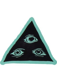 Welcome Triangle-Eyes - titus-shop.com  #Misc. #AccessoriesMale #titus #titusskateshop