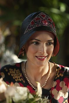 """Winona Ryder as Lois Wilson in """"When Love is Not Enough""""  Great hat!!  Alcoholics Anonymous AA history and archives. AA is an important part of a complete addiction treatment program. Holistic, private pay, 12 step, executive, and located in beautiful Panama. Serenity Vista Click here: www.serenityvista.com"""
