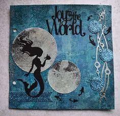Lenas kort: Joy to the world Joy To The World, Mix Media, Doodles, Words, Cover, Blog, Art, Creative, Art Background