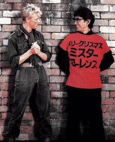 Nihon Cine Art: On Merry Christmas Mr. Lawrence - Interview with Nagisa Oshima Merry Christmas Mr Lawrence, Nagisa Oshima, David Bowie Starman, Brindille, Film World, Major Tom, Now And Forever, Bright Stars, My Idol