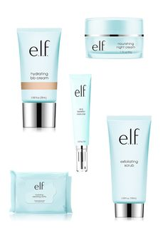 #Elf has a new #skin #care line coming out later this month. Can't wait to get my hands on them!