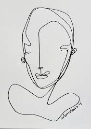 Image result for continuous line art