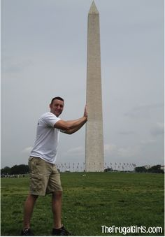 Washington DC Travel Tips - from TheFrugalGirls.com