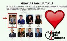 LIBERANDO UN MILLÓN DE HISPANOS.!!! ESA ES NUESTRA MISION!!! Definitivamente estamos en el MOMENTO CORRECTO Y LA COMUNIDAD CORRECTA.. PLAN DE COMPENSACIÓN NUMERO #1 a nivel Mundial. Que estas esperando para ser parte de este Movimiento de esta Gran Familia. Total Life changes...con nuestro equipo #Tlclatino ? http://tunegociohoy.gr8.com #emprendedores