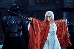 """ Fan Bingbing as Lian Nishang in The White Haired Witch of Lunar Kingdom 2014 白髮魔女傳之明月天國 """