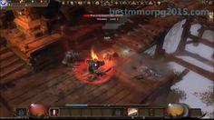 Drakensang Online Gameplay Video 2015