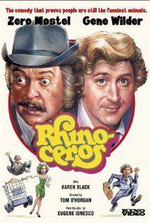 Eugene Ionesco's Rhinoceros / HU DVD 658 / http://catalog.wrlc.org/cgi-bin/Pwebrecon.cgi?BBID=5643533