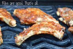 Easy Tender Juicy Make Ahead Ribs - Cook the Story