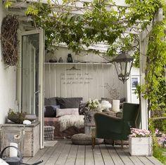 Idyll i Drammen - Vakre Hjem & Interiør